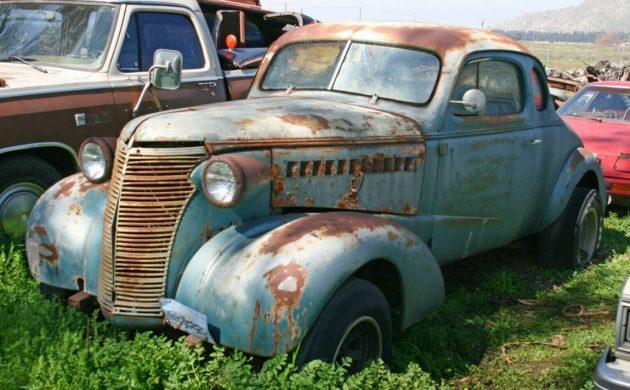 Real Vintage Race Car? 1938 Chevrolet Gasser!