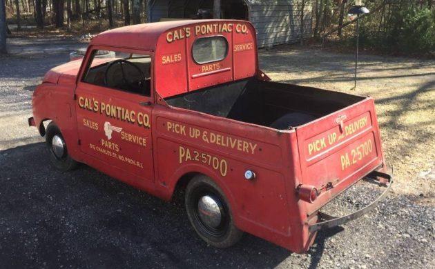 Pontiac Parts Hauler: 1948 Crosley Pickup