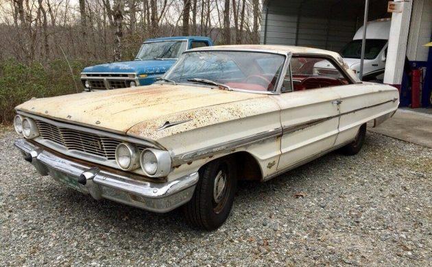 P-Code V8: 1964 Ford Galaxie 500 XL Fastback