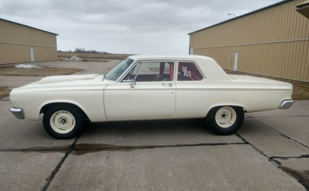 700 Horsepower: 1965 Dodge Coronet Lightweight