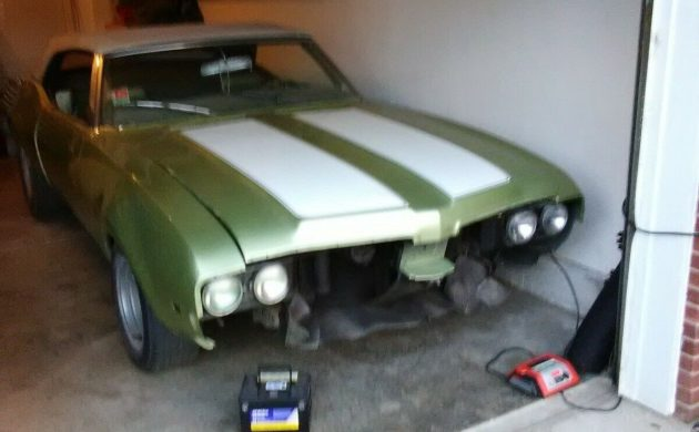 Fresh Paint 1969 Oldsmobile 442 Convertible