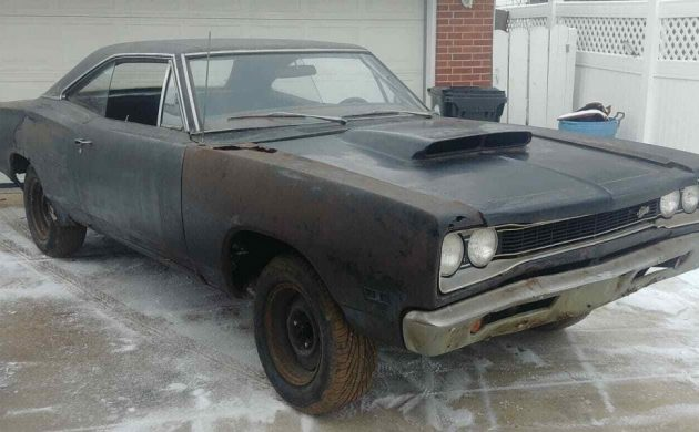 Killer Bee! Stripped A12 440 Six Pack '69 Super Bee
