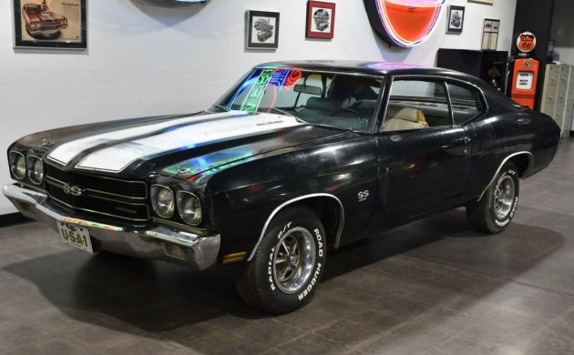 LS6 Powered Holy Grail: 1970 Chevelle SS454
