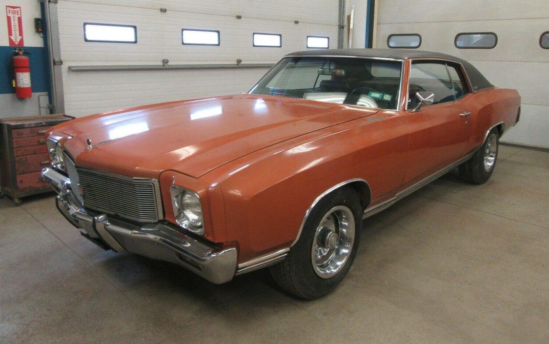 Garage Find 1971 Chevrolet Monte Carlo For Sale