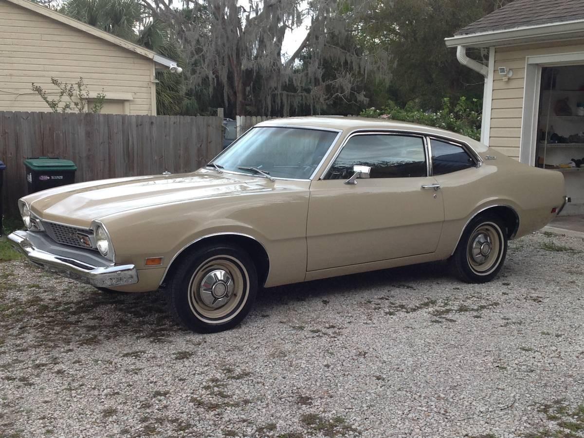 Nearly Perfect 1973 Ford Maverick