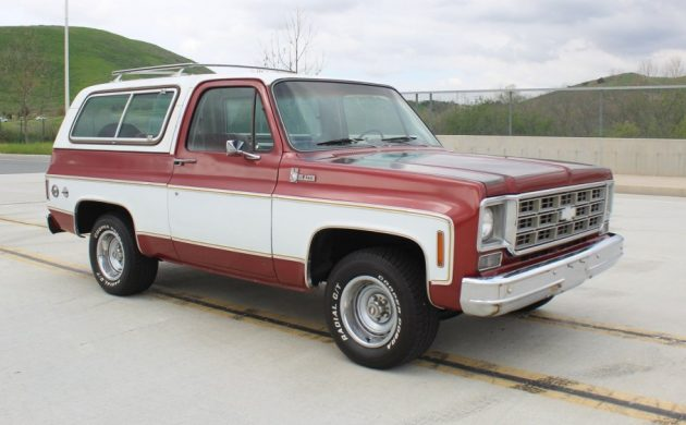 Honest Survivor: 1977 Chevrolet K5 Blazer 2WD