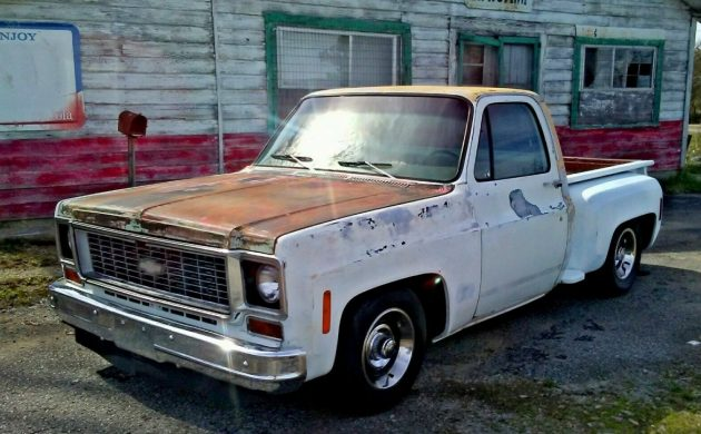 LS Swapped: 1977 Chevrolet C-10