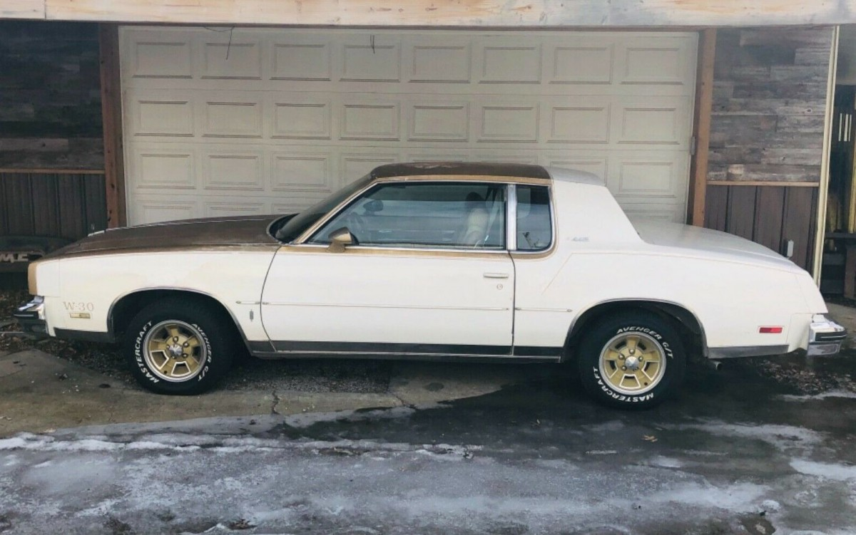 1 Of 346  1980 Oldsmobile Cutlass 442 W30
