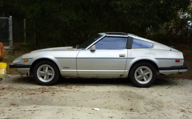 1983 datsun 280zx gl