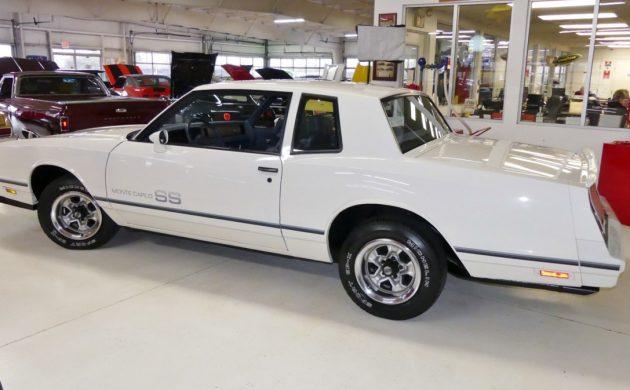 10k Genuine Miles  1984 Chevrolet Monte Carlo Ss