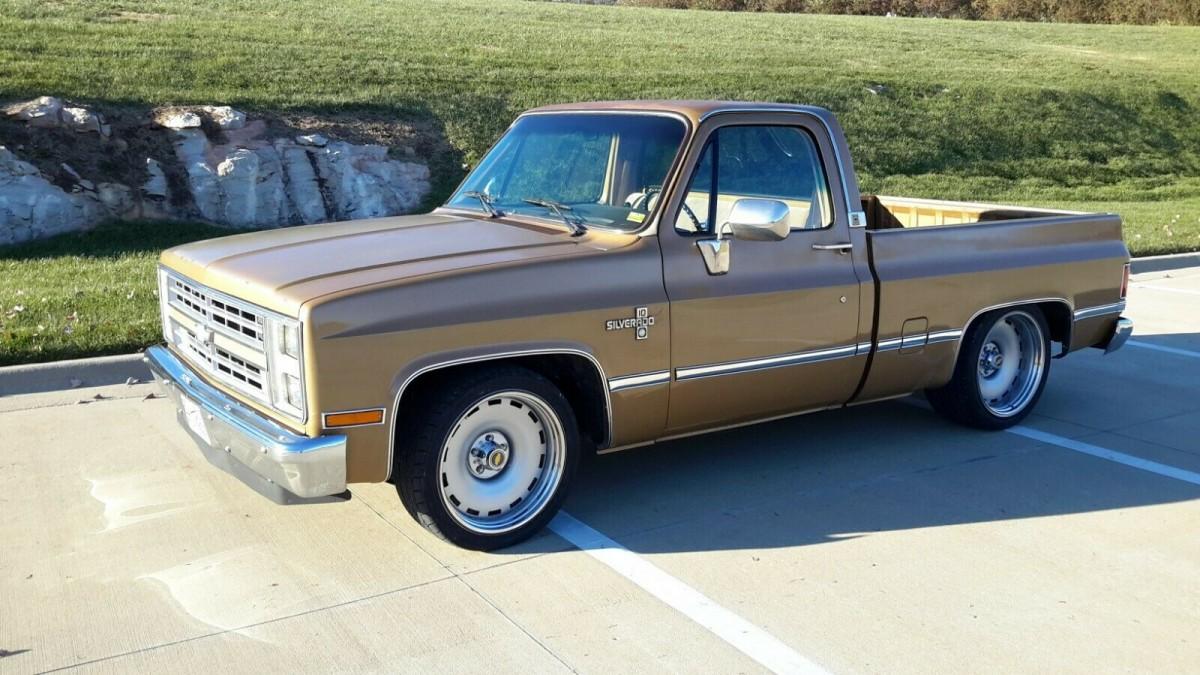 Tough Truck: 1985 Chevrolet C-10 Silverado