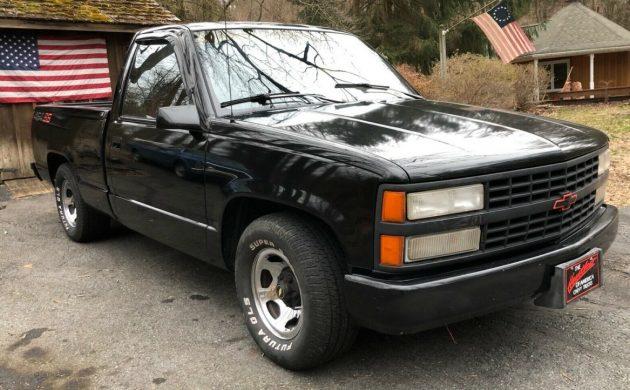 Buy It Now 1990 Chevrolet C1500 454 Ss