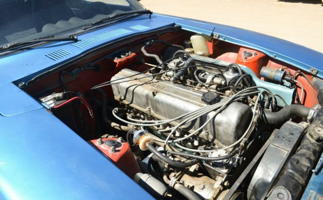 Stored 28 Years: 1973 Datsun 240Z