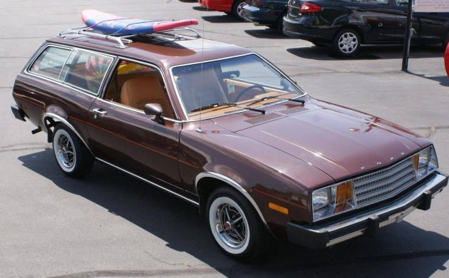 Museum Stored: 1979 Ford Pinto Station Wagon