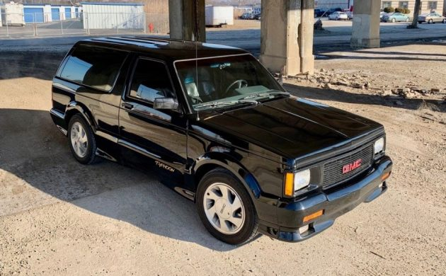 Buy One Now: 1993 GMC Typhoon
