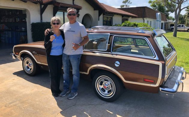 43k Miles: 1974 Ford Pinto Squire Wagon