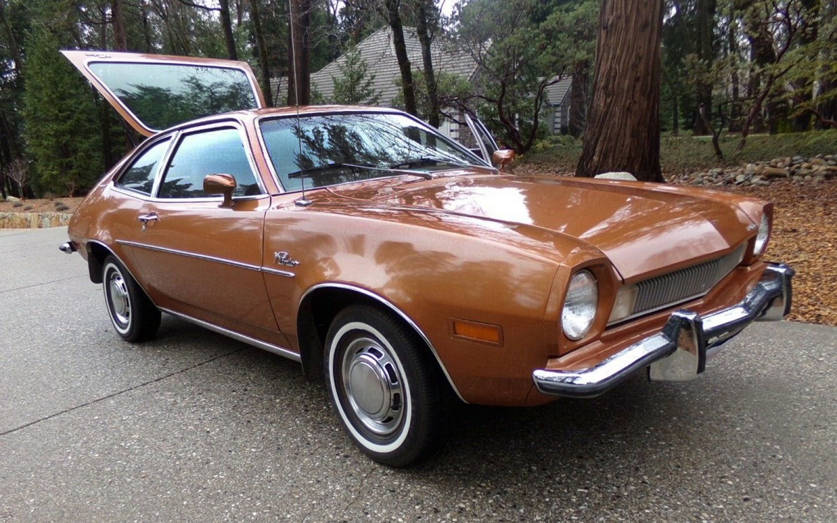 original    speed  ford pinto