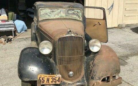 Groovy Dads First Car 1933 Plymouth Garaged 50 Years Spiritservingveterans Wood Chair Design Ideas Spiritservingveteransorg