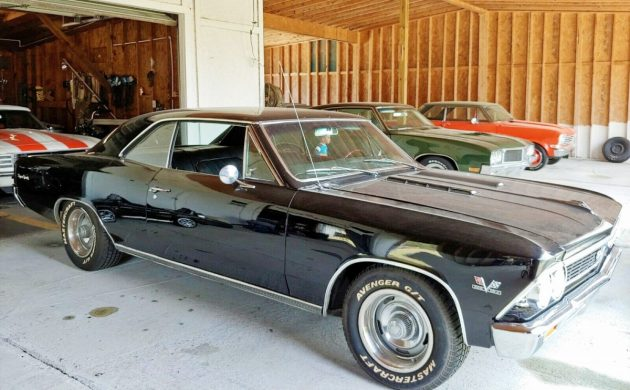 Chevelle For Sale Barn Finds