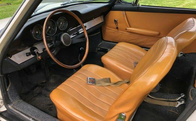 Black Plate Survivor: 1966 Porsche 912