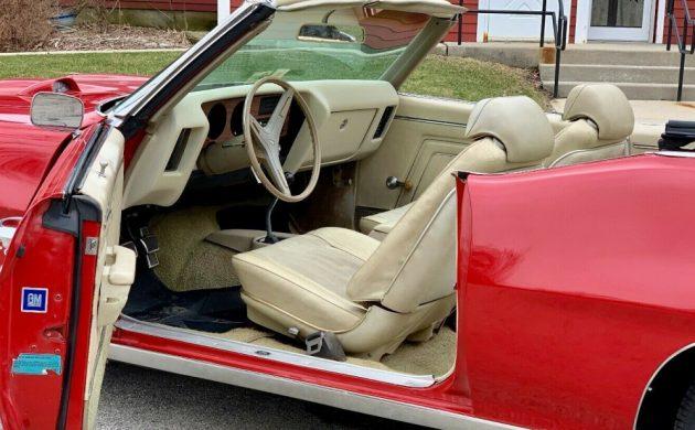 Amazing Survivor: 1970 Pontiac GTO Convertible
