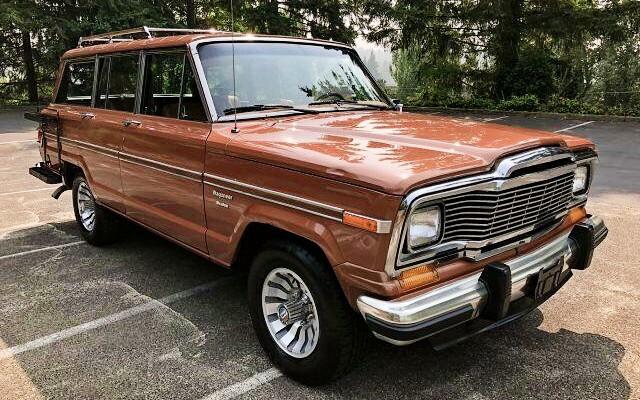 Jeep Grand Wagoneer For Sale >> Survivor SUV: 1982 Jeep Wagoneer Brougham