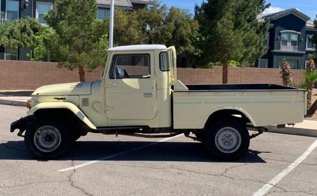 1984 toyota truck value