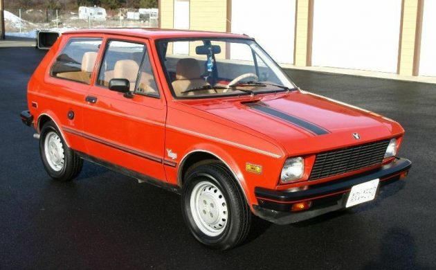 The Best Worst Car Ever Revisited 1986 Yugo Gv