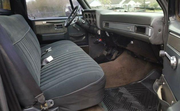 Short Bed Survivor: 1987 Chevrolet Silverado C10