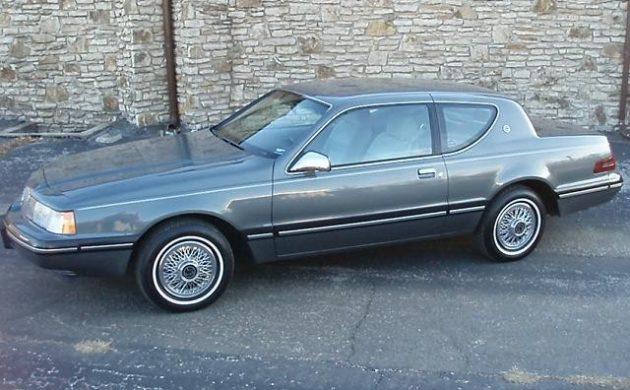 21 000 Original Miles 1986 Mercury Cougar