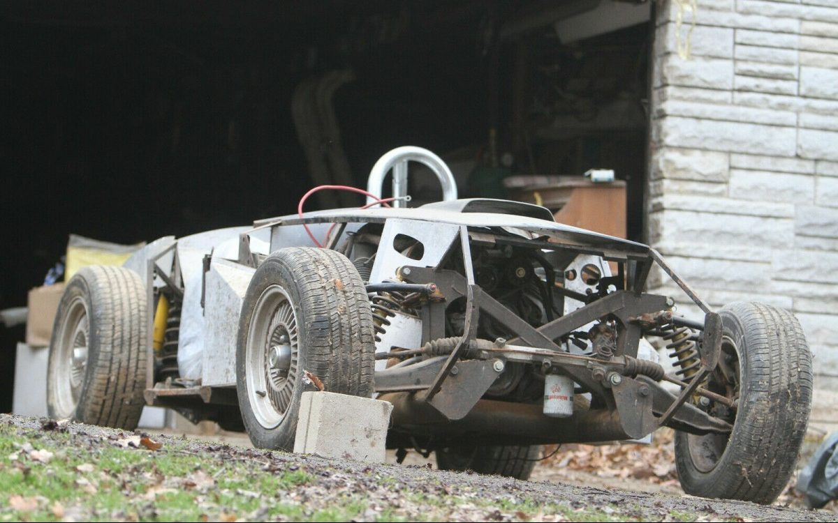 Cobra Kit Car For Sale >> Unfinished Build: Classic Roadsters Cobra