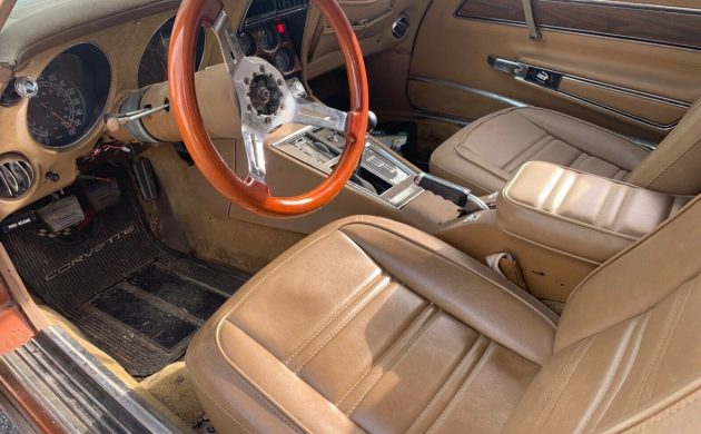 454 Equipped: 1975 Chevy Corvette