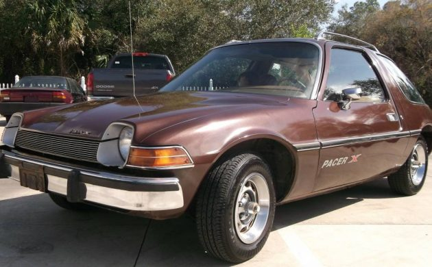 Unrestored AMC Duo: Pacer X and Eagle Wagon