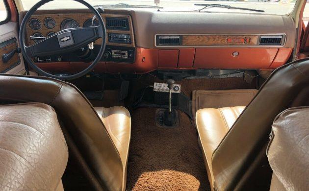 Overlander's Dream: 1977 Chevrolet Blazer Chalet