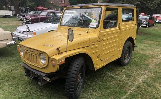 Suzukis Jeep? 1972 Suzuki LJ20 Jimny