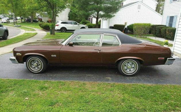 New Subaru Outback >> Stored For Years: 1973 Chevrolet Nova SS