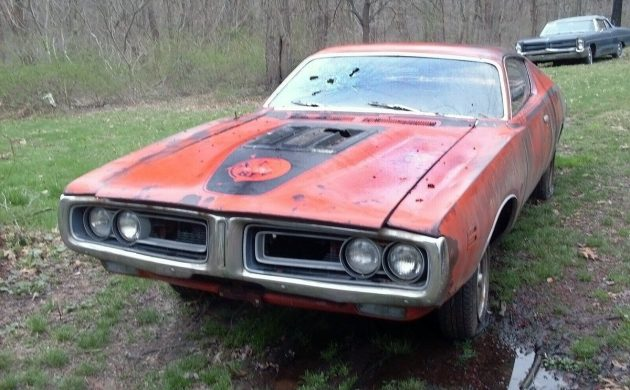 Project Bee 1971 Dodge Charger Super Bee