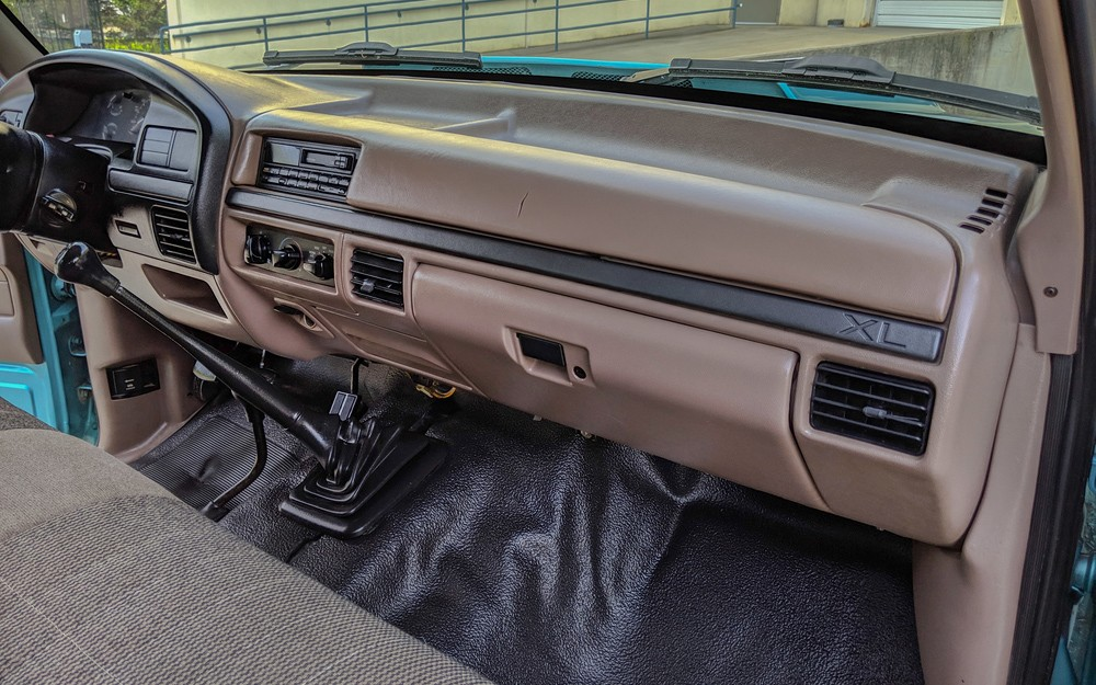 Fine Wide Load 1994 Ford Bronco Dually Inzonedesignstudio Interior Chair Design Inzonedesignstudiocom