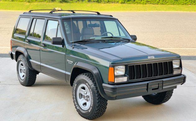 Jeep Cherokee Sport For Sale >> 23K Miles! 1994 Jeep Cherokee Sport