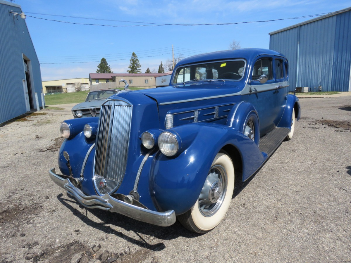 Classic Cars, Race Cars, And Motorcycles Up For Auction