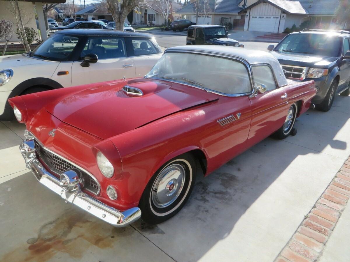 Easy Restoration: 1955 Ford Thunderbird