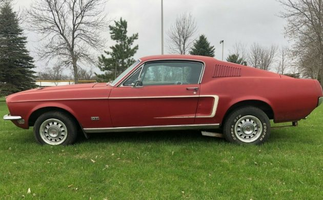 S-Code Project: 1968 Ford Mustang GT Fastback