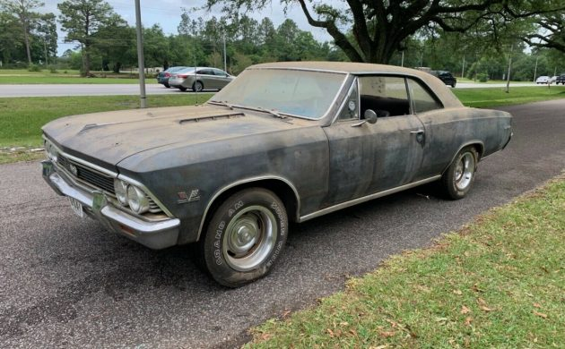 Chevelle For Sale - Barn Finds