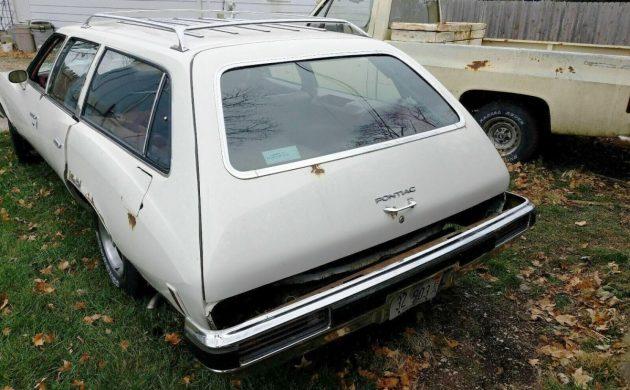 455 Transplant! 1974 Pontiac LeMans Safari