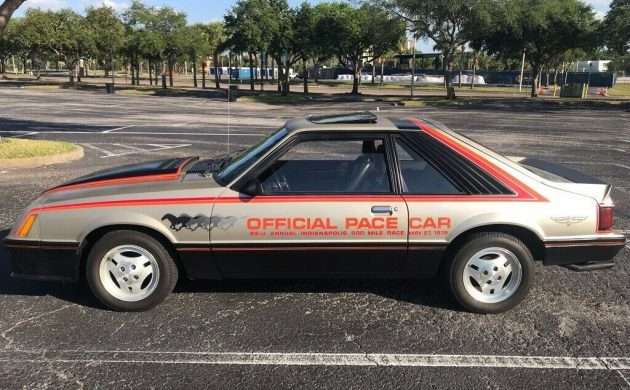 1979 ford mustang pace car edition