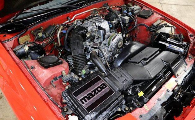 7,000 Mile Survivor: 1986 Mazda RX-7