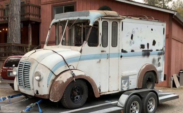 1950? DIVCo Milk Truck Project
