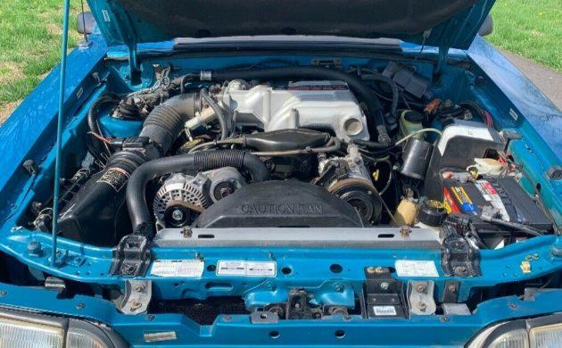 No Reserve: 1993 Ford Mustang Cobra