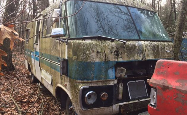 Travco For Sale - Barn Finds