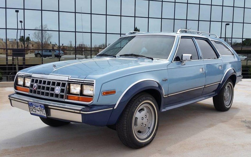 Classic Daily Driver: 1981 AMC Eagle